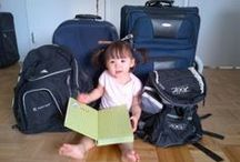 Little C's Traveling Friends / Get tips and advice from other traveling families that I feature on my website!