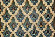 Moroccan Geometry / Art, crafts, drawings...