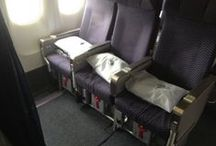 Airline Reviews / What I have flown, how I have flown it, and what I thought about the experience.  Most U.S. airline reviews are not about economy class only because there is usually not much difference between my many flights in economy class to report on!