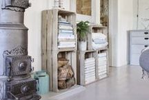 Indoor interior / Inspiration for the house Inspirasjon til huset