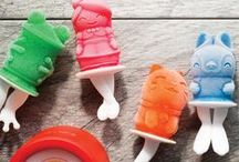 Zoku® Character Pops / Zoku® turns ice pops into collectible friends with new Zoku Character Pops, individual mini molds for quick, easy, and fun homemade ice pops.