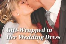 Andie and Dominic / Inspiration for new novel GIFT-WRAPPED IN HER WEDDING DRESS published by Harlequin Romance, November 2015