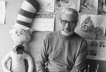 Ted Geisel 1904-1991 Aged 87           Dr. Seuss / Oral Cancer  / by Kay B.