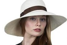 """A fine Hat fits like a good friend"" / Men and Women hats made in Italy with the finest materials..find more on www.tieapart.com"