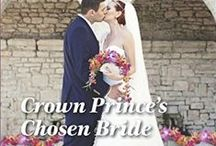 Gemma and Tristan (Crown Prince's Chosen Bride) / Inspiration for romance novel CROWN PRINCE'S CHOSEN BRIDE published by Harlequin Romance in March 2016