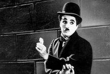 Charlie Chaplin 1889-1977 Aged 88 / Stroke  / by Kay B.