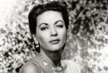 Yvonne De Carlo 1922-2007 / Heart Attack / by Kay B.