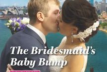 Eliza and Jake (The Bridesmaid's Baby Bump) / Inspiration for romance novel, The Bridesmaid's Baby Bump, published by Harlequin Romance in July 2016.