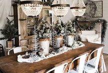 Christmas Decor / Inspiring Christmas decor