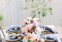 Table Settings / Beautiful inspiring table settings!