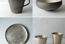 CERAMICS + POTTERY | Inspiration / Cool ceramics and pottery ideas for any space in your home or office.