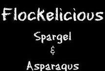 Spargel Rezepte - Asparagus Recipes / Frühling und Frühsommer ist Spargel Saison. Spargelsalate, Spargelsuppen oder einfach Spargel mit Sauce Hollandaise. Egal ob grüner Spargel oder weißer Spargel. Immer lecker und ein echter Genuss.  Spring and early summer is asparagus season. Asparagus salads, asparagus soup or simply asparagus with Hollandaise sauce. Whether green asparagus or white asparagus. Always delicious and a real pleasure.