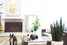 MODERN BOHEMIAN | Inspiration / Ideas for bringing some modern bohemian style into your space.