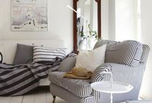 love/deco / #perfect #home #decoration #house #workspaces #grey #white #living_rooms #loft #bedrooms
