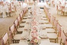 Tablescape Inspirations / Polished & primed: beautiful table top ideas for your event.