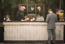 Bar Inspiration / Here's to the perfect bar setting at your event.