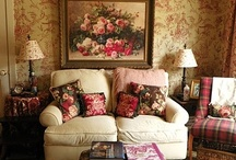 ❥ English Country Cottage and Manor