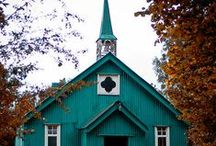 ❥ Doorway to a Thousand Churches