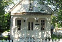 ❥ White Cottage