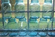 ❥ Mason Jars