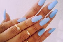 Nails / Colorful designs
