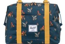 Herschel Supply Co / Durable everyday bags that fit any lifestyle.