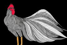 Arts the poultry / by Baby Boum