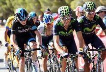 ciclismo / todas as voltas em bicicleta e os respectivos ciclistas e suas equipas / by joao marques