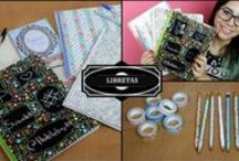 Regreso a clases Ideas DIY / www.youtube.com/hablobajito