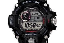 G-Shock by Casio / Casio brings you a watch with style and durability.