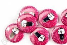 Flair buttons = badges from 3rd Eye / 3rd Eye flair buttons / badges http://3rdEyeCraft.com