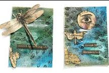 ATC = Artistic Traiding Cards made using 3rd Eye products / ATC made using 3rd Eye products <3 http://3rdEyeCraft.com