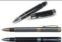 Metal Promotional Pens / Quality metal promotional pens - branded with your logo