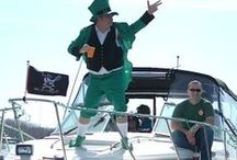 Lake Themed Saint Patrick's Day / by Houseboat Magazine