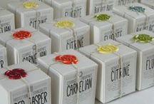Crystals and Stones / Semi-precious stones set into wax.