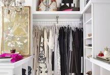 Closets & Storages & Stockrooms / by kelly KKK
