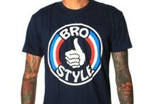 Bro Style by Leo Romero / Bro Style has a fun, relaxed style with the sense a humor provided by Leo Romero.