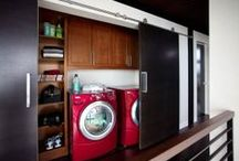 Lovely Laundry Rooms / Waypoint Living Spaces Laundry Rooms