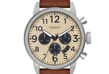 Tsovet Time Pieces / Nothing says more than the watch on your wrist.