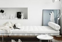 White Hot / Designing with white is simply elegant.