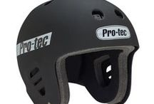 Pro-Tec / Protect ya neck with Pro Tec.