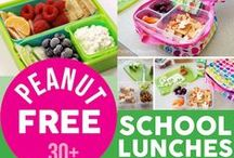 Children's Lunch Ideas / Healthy and fun school lunch ideas. Also ideas to make kids feel special while at school