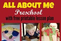 All About Me Preschool Theme / All about me preschool theme ideas