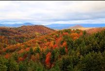 Autumn in the Blue Ridge / Beautiful fall images, taken in and near Blowing Rock!