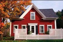 ❥ Red Cottage