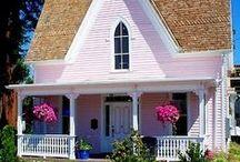 ❥ Pink Cottage