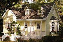 ❥ Yellow Cottage