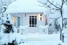 ❥ Winter's Chill