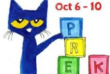 Pre-K Week 2014 / Pre-K centers across the state will celebrate Georgia Pre-K Week, welcoming state, business and community leaders to visit and learn about the value of early childhood education. Oct. 6 - 10 is the state's official Pre-K Week, hosted by Voices for Georgia's Children and supported by Georgia Power, Synovus, and Scholastic Corporation.