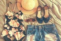 S u m m e r . L o v i n' / Summer Holiday Fashion & Beauty